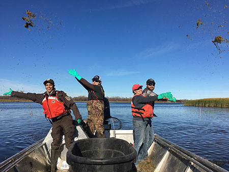 Join the Green Bay Conservation Partners